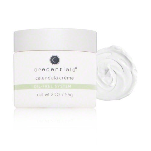 Credentials Calendula Oil Free Creme 2 oz.