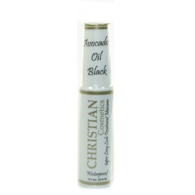 Avocado Oil Wholesale - Christian Super Long Lash Mascara Waterproof Avocado Oil Black