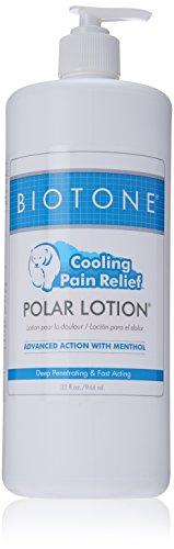 - Biotone Polar Lotion, 32 Ounce
