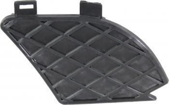 MERCEDES E-CLASS 00-03 FOG LAM COVER, Passenger Side, Outer, (210) Chassis
