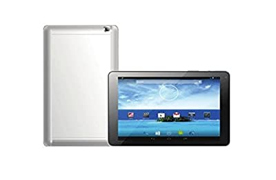 10.1 inch Android Tablet PC Quad core Cortex A53, 1GB RAM, 16GB Storage, HD 1280800 IPS Display, Dual Camera 2.0+5.0MP, Android 6.0, WiFi, GPS, Bluetooth 4.0, FM