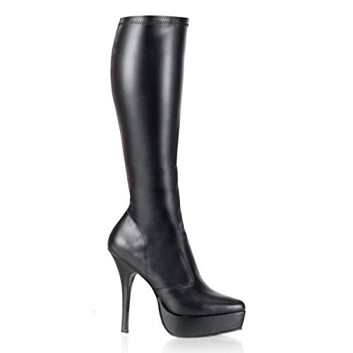 48 Indulge Heels Plateau Devious High Stiefel 2000 36 Sexy Fetisch zxBBwqPZH