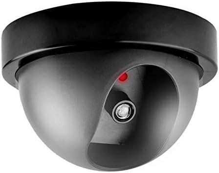 Ajcoflt Nep Camera Dummy Waterdichte Beveiliging CCTV Surveillance Camera Met Knipperende Rode Led Licht Dome Camera