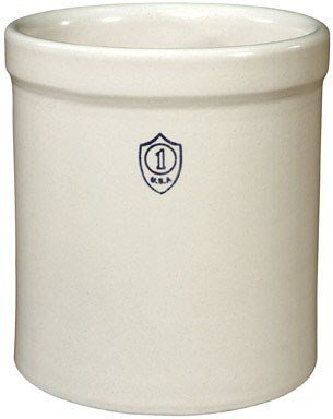 Ohio Stoneware Crock 1 Gal. Boxed (1 Gallon Crock)