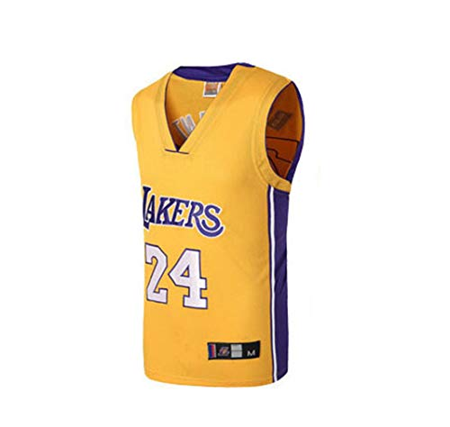 N ° Lakers Bryant Nba y S Tenue Pour 24 Homme Kobe Basketball De BEqnIt