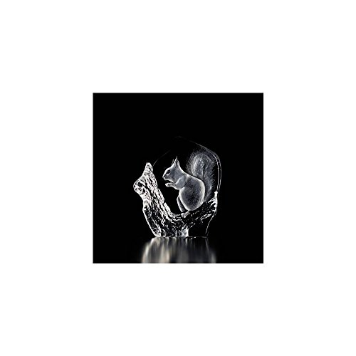 Mats Jonasson Squirrel Crystal (Mats Jonasson Crystal)