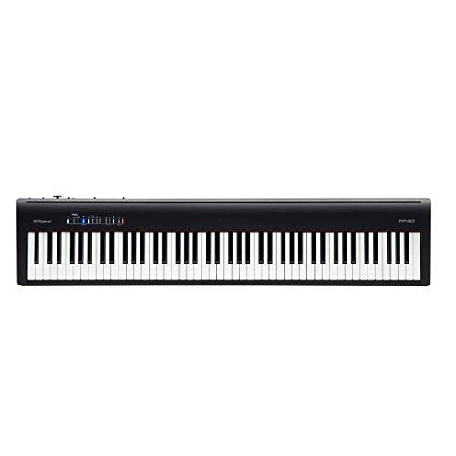 Roland FP-30 88-key Portable Digital Keyboard with