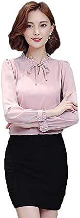 بلوزة  قبة قميص -نساء