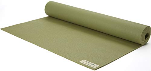 Jade Yoga Travel Yoga Mat - Eco-Friendly Travel Yoga Mat Specially Created to...