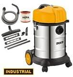 Toolscentre Industrial 30L Metal Body Vacuum