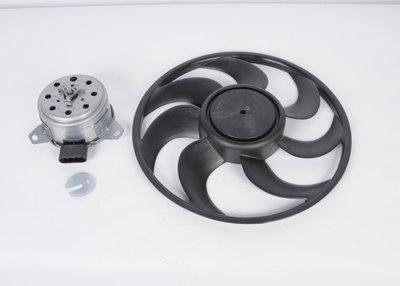 ACDelco 15-80661 GM Original Equipment Passenger Side Engine Cooling Fan Motor (Fan Cooling Side Radiator Motor)
