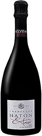 Haton EXTRA Blanc de Blancs Brut - Pack 3 botellas