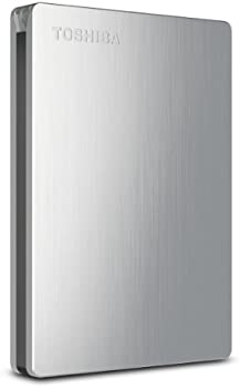 Toshiba Canvio Slim II 1TB Portable External Hard Drive