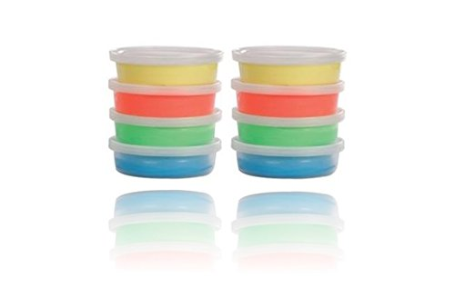 Special Kit (Therapy Putty Special Kit, 2-oz each, Red, Yellow, Green and Blue / Theraputty for Occupational and Physical Therapy (2 pack))