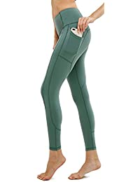 765dd68c59fba Women s High Waist Yoga Pants with Pockets