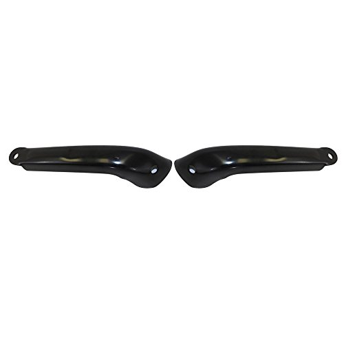 Titanium Plus 1998-2000 Ford Ranger Front,Left,Right Bumper Bracket Pair