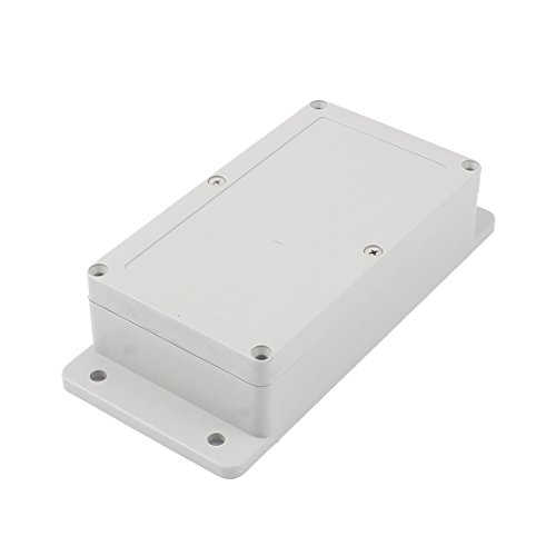 uxcell Waterproof Plastic Sealed Electrical DIY Junction Box Case 198 x 90 x 47mm - Adapter Junction Box
