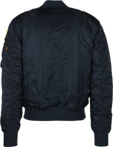 Homme Blue Alpha Alpha Rep Bomber Bomber FwqBOXt