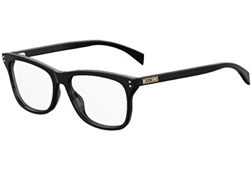 Moschino - Monture de lunettes - Femme Noir noir 54