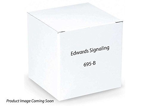 Edwards Signaling 695-B Low Voltage Industrial Push Button Panel Mount Edwards Signaling Company