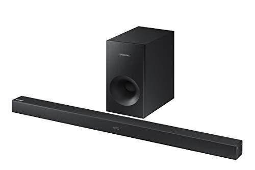 Samsung Electronics Surround Sound Bar Home Speaker Set of 2 Black ()