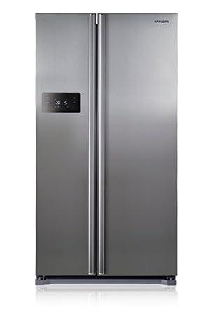 Samsung RS7528THCSP nevera puerta lado a lado Independiente Acero ...