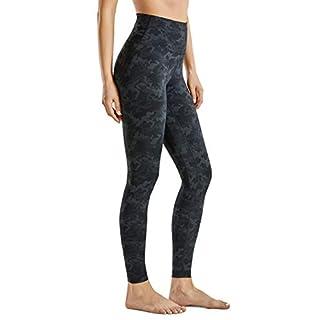 CRZ YOGA Women's Naked Feeling I Full-Length High Waisted Yoga Pants Workout Leggings - 28 Inches Camo Multi 6-R444A XX-Small