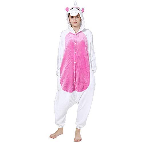 Pajamas AdultCartoon Animal Unicorn Halloween Christmas Cosplay Onepiece