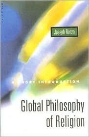 Global Philosophy of Religion Publisher: Oneworld