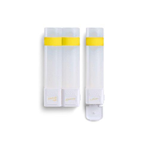 yellow pump dispenser - 3