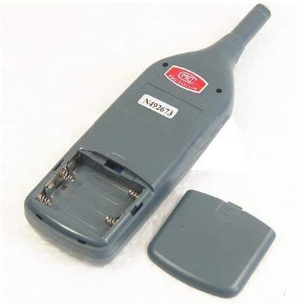 LONGJUAN-C Digital SL5868P Portable Noise Meter Tester Sound Level Meter