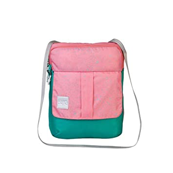 078579de9a Wildcraft Messengers 18 Fabric 12.5 inches Turquoise Messenger Bag  (Saddles)  Amazon.in  Bags