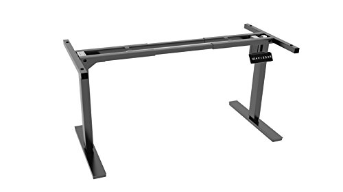 electric adjustable desk - 8
