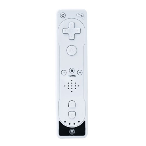 Snakebyte Remote XS Controller (White) - Controller for Nintendo Wii and Wii U