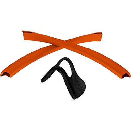 Oakley M2 Frame Earsock Kit Sunglass Accessories,One Size,Orange