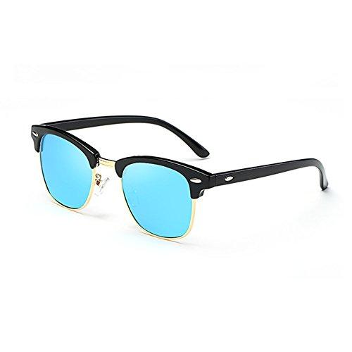 YQ para Gafas De 3 Polarizadas Exteriores 3 HD QY Gafas Sol Color Gafas Acogedor Unisex grwnrF0X