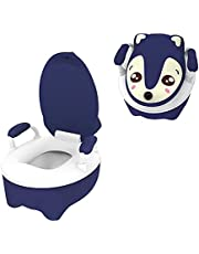 2021 Kids Baby Bathroom Toilet Seat Cushion Trainer Toddler Toilet Seat Cushion Newborn Baby Bathroom Potty Training Seat Cover (Color : 2)