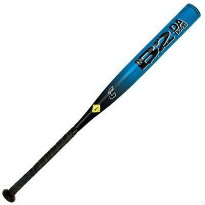 1000 Combat B2 Da Bomb 29/19 B2YB1 Little League Baseball Bat Blue/Black