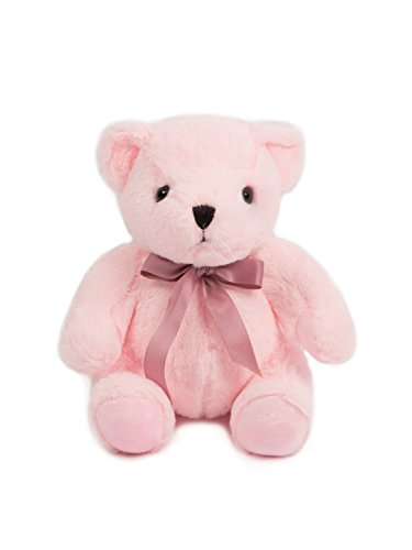 Soft Stuffed Little Teddy Bear Plush Toy 10 Inches Pink By ()