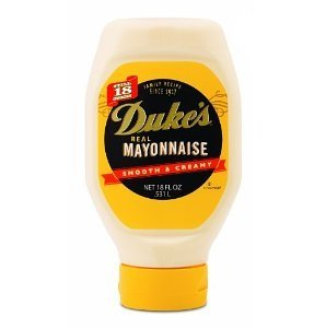 Duke's Real Mayonnaise Squeeze 18oz by Duke's
