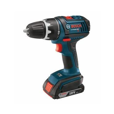 Bosch DDS181A-02L 18V Compact Tough 1/2 Drill/Driver Kit with L-BOXX Carrying Case