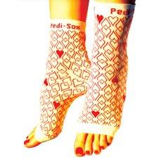 PEDI SOX Hearts of Love 1 pair (Sox Heart)