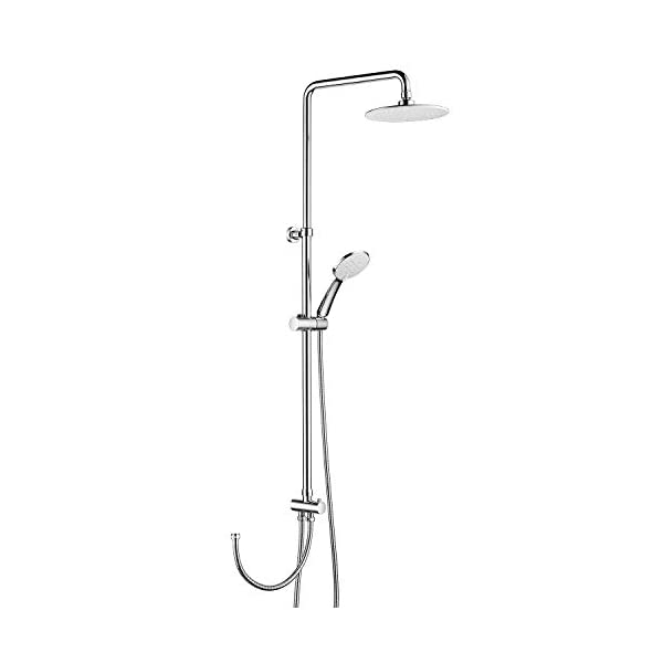 150cm Hose Mixer Shower Chrome Hose Set Multifunction Shower Head Wall Bracket