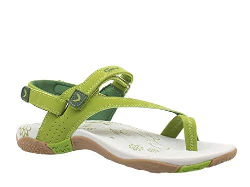 Damen Grün Kefas Kefas Damen Grün Sandalen Damen Sandalen Kefas 1qYdx8YwA