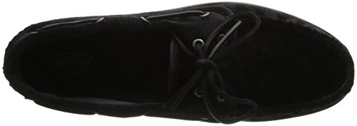 Sperry Authentic Original 2-Eye 0836981 Herren Halbschuhe Schwarz (Black)