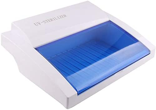 YSJYYHP Esterilizador UV, Caja desinfectante de Belleza, Herramienta de Limpieza de Caja de desinfección con luz Ultravioleta para Pinzas de uñas, Pinzas y Cepillo de Dientes de Limpieza: Amazon.es: Hogar