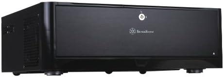 SilverStone SST-GD06B - Grandia HTPC Micro ATX Carcasa de ...