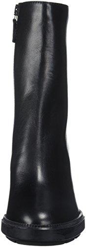 Aquatalia Femme Isla Veau Bottine Noir