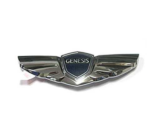 OEM Genuine Rear Wing Trunk Lid Tail Gate Emblem 16cm(6.3
