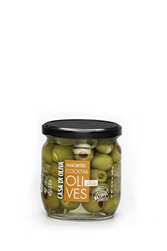 Cocktail Olives, 14.8 Ounce